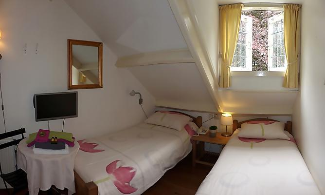Hotel-Pension Zoomoord, Renesse - Zimmer 10