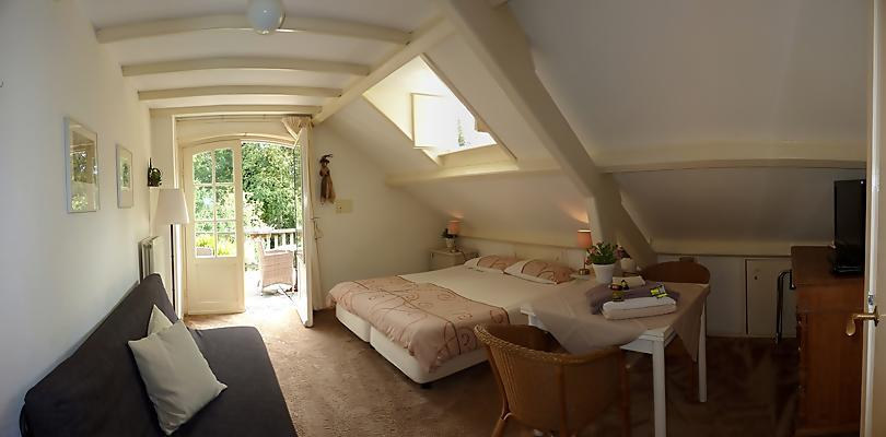 Hotel-Pension Zoomoord, Renesse - Zimmer 12